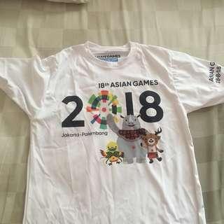 Asian games merch