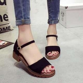 🚚 (PO) Roman sandals (mid heel)