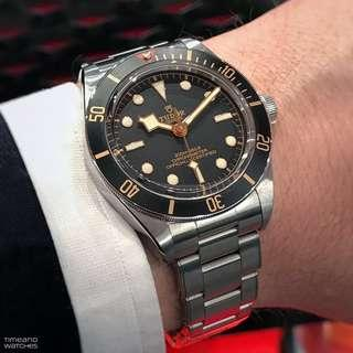 Tudor Black Bay 58 79030n