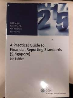 A Practical Guide to Financial Reporting Standards (Singapore) 5th Edition