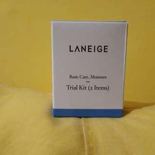 Laneige Trial Kit Moisture