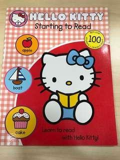 Hello Kitty 貼子書 Sticker Book