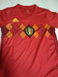 Belgium FIFA World Cup 2018 Home Jersey