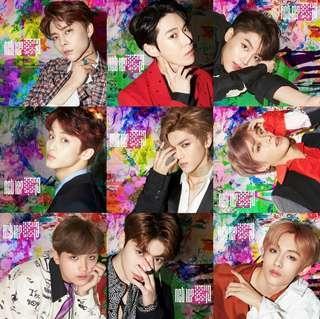 [ LF/WTB ] NCT 127 Chain Album only