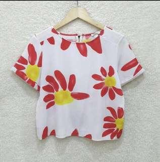 F21 top/ blouse