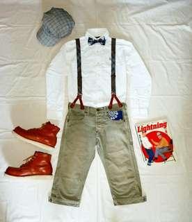 🇯🇵日本製Lee 1930s Cowboy Style pants (復刻製品)