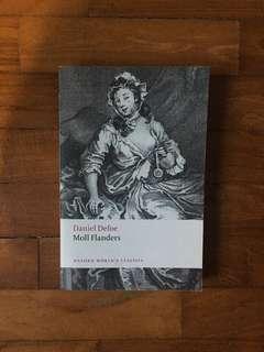 Daniel Defoe - Moll Flanders (Oxford World's Classics, 2011)
