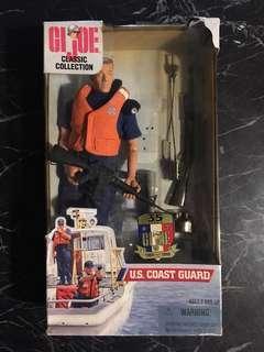 GI JOE classic collection, U.S Coast Guard 1998