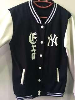 EXO Baekhyun baseball jacket