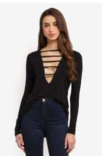 Long sleeve (MISGUIDED by Zalora)