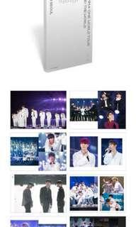 Wanna One World Tour ONE: THE WORLD in Seoul Photobook