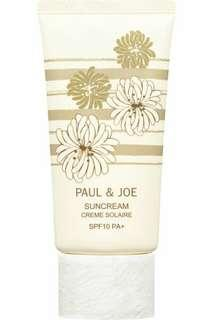 paul & joe suncream 75ml 100% real and new