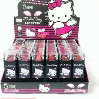 Hello kitty Lover Lipsticks