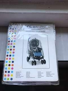 Graco pram raincover