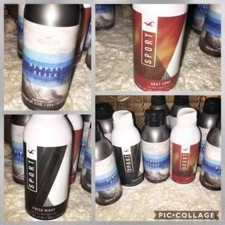 Hollister Body spray (Authentic from US)
