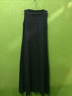 FREEONGKIR JABODETABEK Long stripe dress