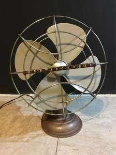 Westinghouse 1950s 古董vintage 風扇