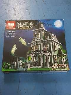 Lepin 16007 Haunted Mansion