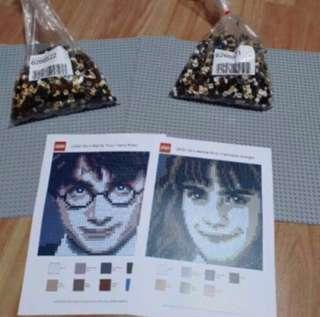 Lego Harry Potter Mosaic (Limited Edition)