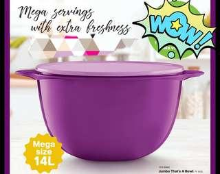 Tupperware Jumbo Bowl
