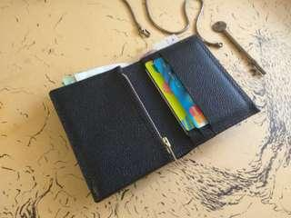 Customize Simple Leather Wallet🎁free name emboss🎅
