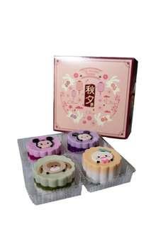 Tsum Tsum Jelly Mooncakes