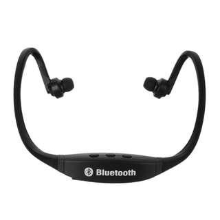 Rechargeable Sport Music Bluetooth V3.0 Headset w/ Mic