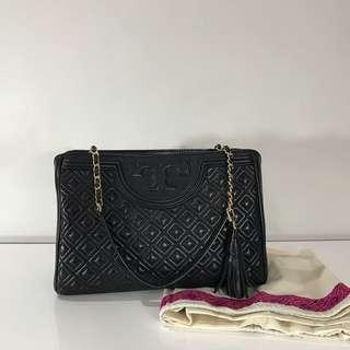 💯 Authentic Tory Burch New Collection Quilted Bag