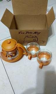 過濾茶壺杯組