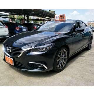 2016年 Mazda6 速度決定勝負