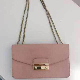 Authentic Furla Shoulder Bag Satchel