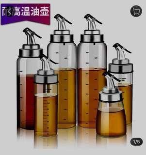 日式迷你油瓶