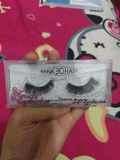 Mink 3d hair premium eyelashes