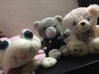 Assorted Soft Toys for Kids