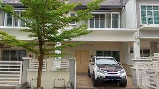 Puncak Saujana 22x75 link house