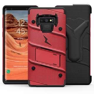 🚚 Samsung Note 9 Zizo Bolt Shock Resistant Case Casing Cover