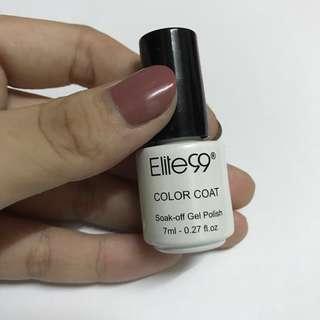 Elite99 Gel Polish Colour Coat