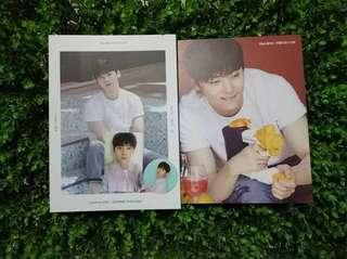 HWANG MINHYUN summer package set