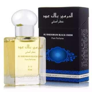 Al Haramain Black Oudh (New Arrival!)