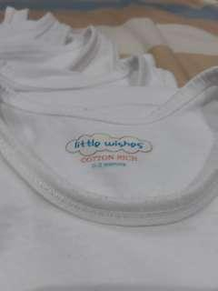 Little wishes sando's for bby boy (5pcs)