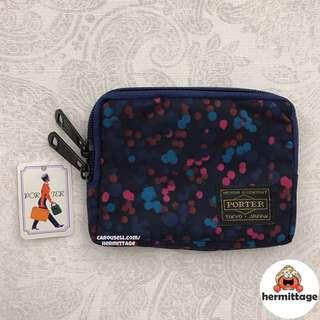 [CHEAPEST INSTOCK] 🔹 Porter Small Coin Pouch/ Wallet — colourful