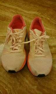 Adidas 二手,慢跑鞋,尺寸us5又1/2uk36又2/3,adizero