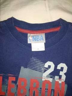 NBA..fits 1-3 yrs old..very good condition