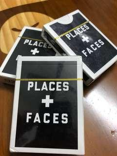 Places Faces Playing Card ( HK AAA )
