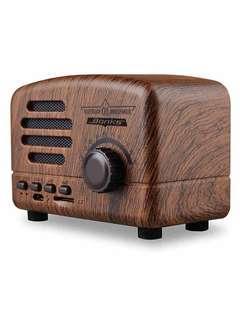 木製藍芽音箱