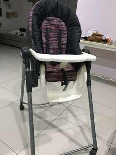 Baby High Chair - most versatile!