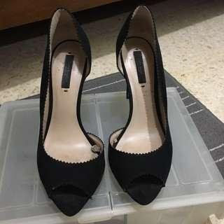 High heels by Zara