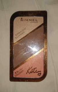 Rimmel Kate Sculpting and Highlighting Pallete-Golden Bronze