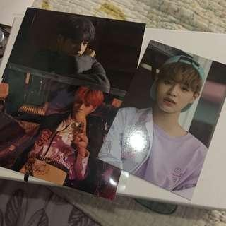 WTS official DAEHWI PHOTO FRAME