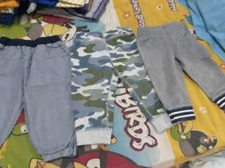 Takeall celana panjang 6-12 bulan